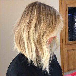 lob saç kesimi modeli