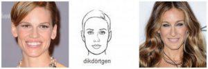 dikdörtgen yüz için saç modeli nasıl olmalı