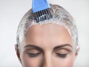 Beyazlayan Saçlardan şampuanla kurtulma