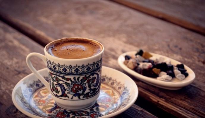 türk kahvesi siyah nokta temizleme