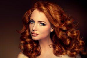 kızıl saça makyaj önerisi