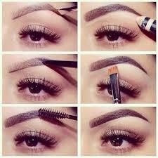 Gözleri büyük gösteren makyaj