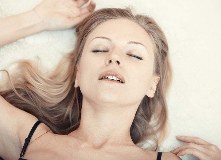 kadın ve orgazm