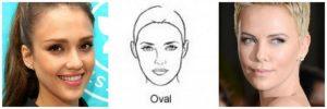 oval yüze saç modeli nasıl olmalı