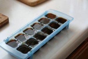 buzlu kahve yapımı