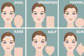 Yüz Şekline Göre Saç Modelleri Nasıl Olmalı?