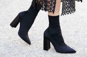 2017 Kış Trend Parçası Belli Oldu! Çorap Bot