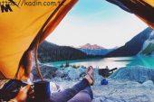 Kamp Çadırı Seçiminde Nelere Dikkat Edilmeli?