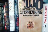 İlk Kitap Önerim: Stephan King Kujo