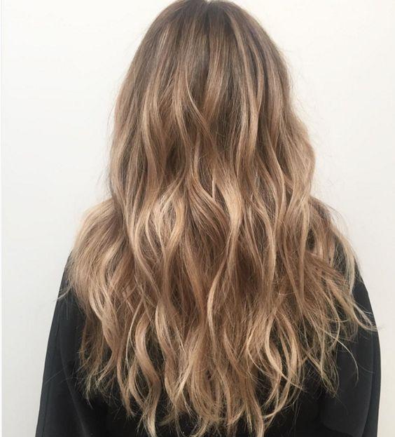 bronde yeni saç trendi