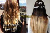 Saç Boyarken Yapılan Hatalar Nelerdir?