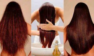 elma sirkesinin saça faydaları