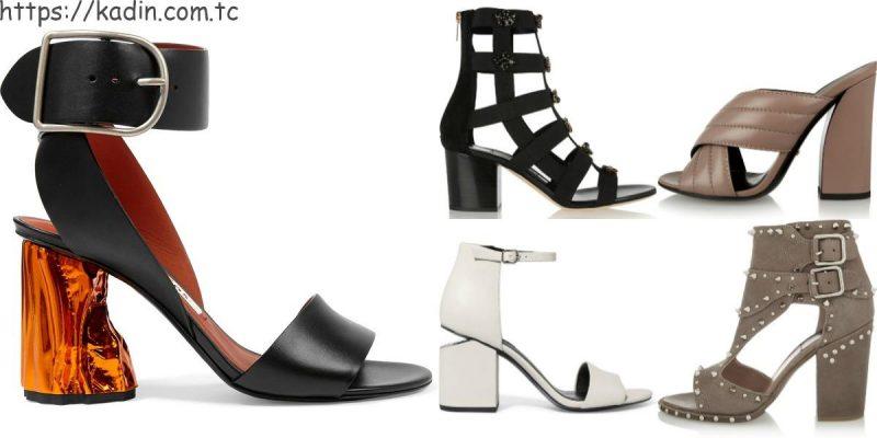 topuklu ayakkabı nasıl giyilir