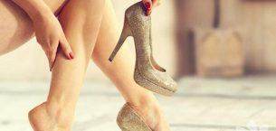 Topuklu Giymenin Püf Noktaları