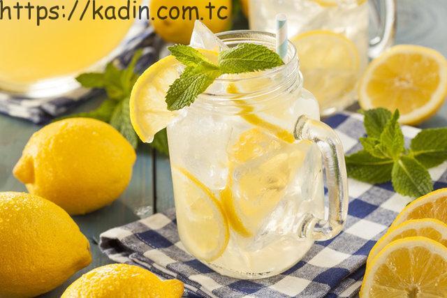 Limonlu suyun bilinmeyen faydaları