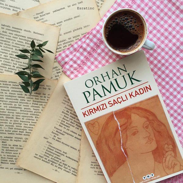 kırmızı saçlı kadın kitap içeriği