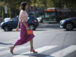 2018 İlkbahar Yaz Milano Sokak Modası 11