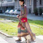 2018 İlkbahar Yaz Milano Sokak Modası