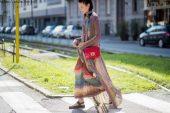 2018 İlkbahar/Yaz Milano Sokak Modası