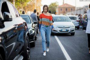 2018 İlkbahar Yaz Milano Sokak Modası 5