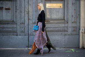 2018 İlkbahar Yaz Milano Sokak Modası 8