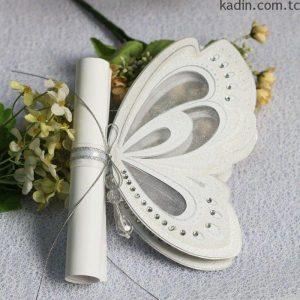 en güzel düğün davetiyesi modelleri 1