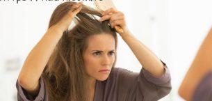 Beyaz Saçları Kapatmak İçin Doğal Yöntemler