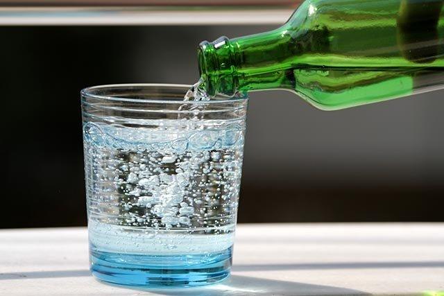 soda ile cilt bakımı yapımı