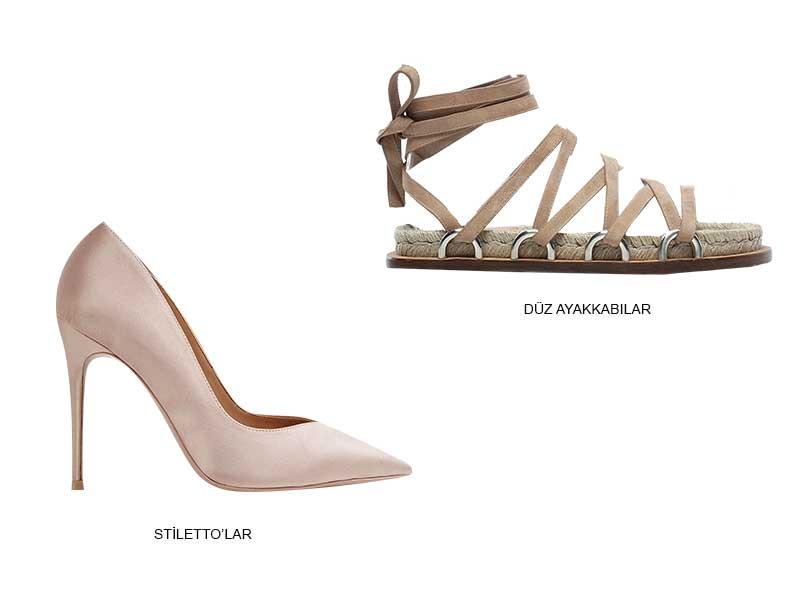 topuklu ayakkabı zararları
