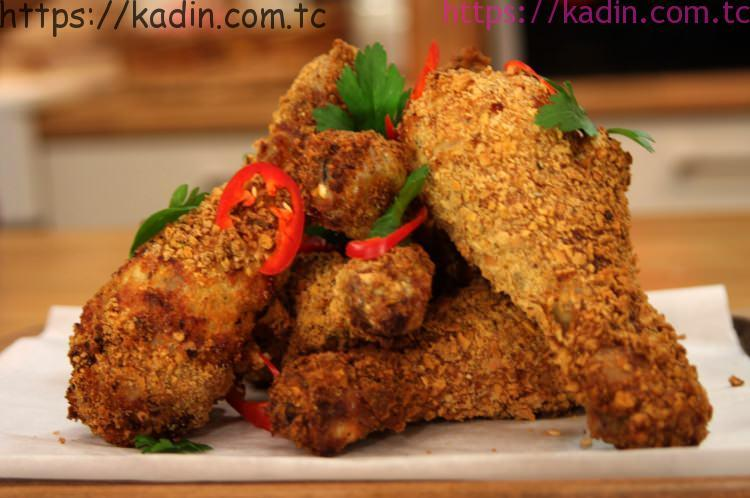 çıtır tavuk pane tarifi