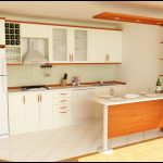 2018 melamin mutfak dolabı modelleri 1