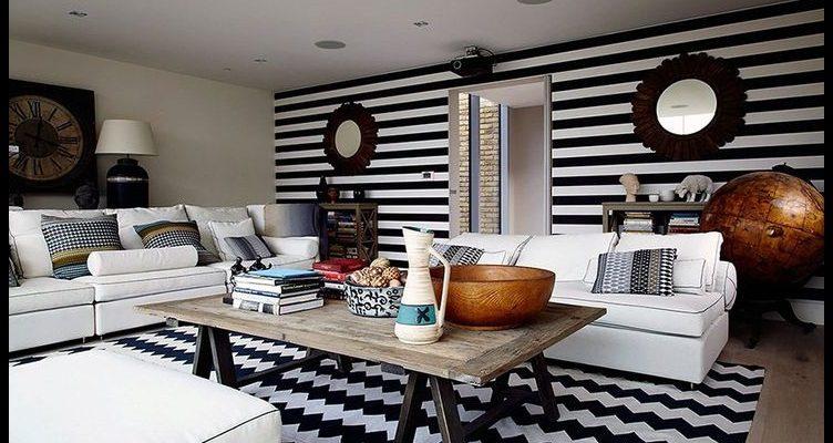 Yeni Ev Dekorasyonu Trendi : ZikZak