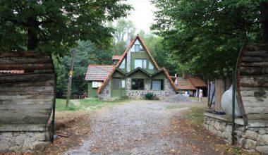 Hindiba Dağ Evi