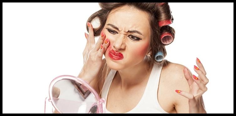 Makyaj Yaparken Yapılan 5 Hata