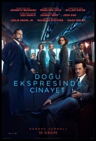 DOĞU EKSPRESİNDE CİNAYETfilmi