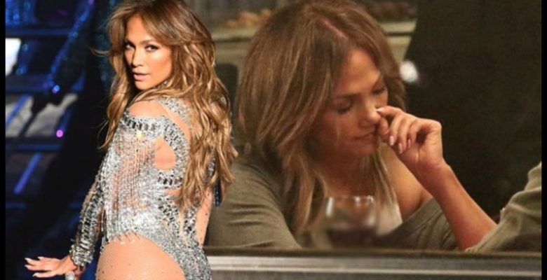 Jennifer Lopez Bu Sefer Fena Yakalandı!