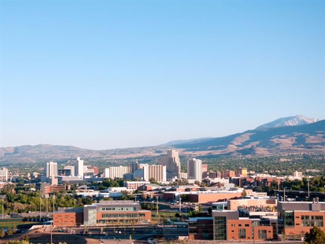 Reno Tahoe, Nevada